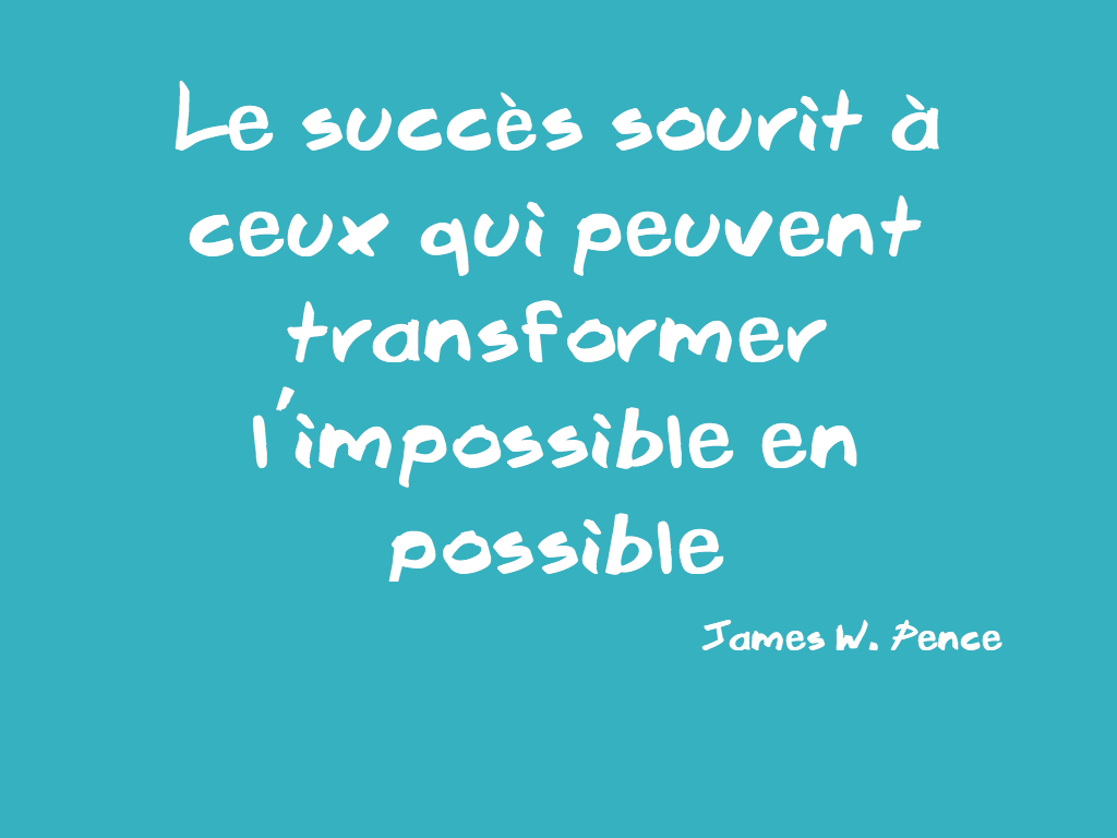 citations de succès